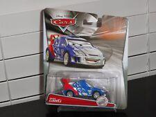 Disney Pixar Cars Silver Racer Series Raoul CaRoule Diecast Vehicle