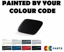 BMW NEW E70 N/S LEFT HEADLIGHT WASHER COVER CAP PAINTED BY YOUR COLOUR CODE