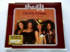 THE 411 - ON MY KNEES - FEAT. GHOSTFACE KILLAH - CD