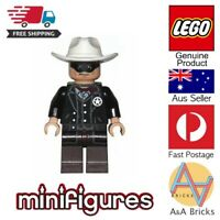 Genuine LEGO® Minifigure - The Lone Ranger - Disney - FREE SHIPPING