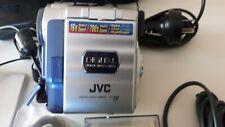 JVC Alta banda Digital Video Cámara Videograbadora Modelo GR-DX35 Kit Completo