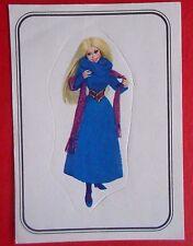 figurines prentjes cromos stickers picture cards figurine barbie 101 panini 1983