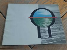 Brochure CITROEN ID 1959/1960 : catalogue de 32 pages en français