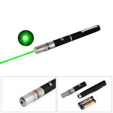 Grün green Laser Pointer Laserpointer Pen Strahl Stern 532nm 1mW neu