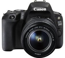 Neues AngebotA-Canon EOS 200d Digitale SLR & 18-55mm f3.5-5.6 III Objektiv Kit