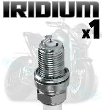 1x AGA CANDELA ACCENSIONE IRIDIO PER DERBI 125cc SENDA 125 4T (HONDA MOTORE)