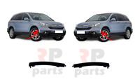 Pour Honda 2006- 2011 Avant Pare-Choc Roue FENDER Moulure Bordure Paire Set