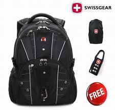 100% Original Swissgear Laptop Backpack Travel Bag Wenger Hike Backpack Rucksack