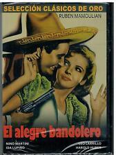 El alegre bandolero (v.o. Inglés) (DVD Nuevo)