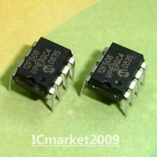 5 PCS PIC12F508-I/P DIP PIC12F508 12F508 8-Bit Flash Microcontrollers