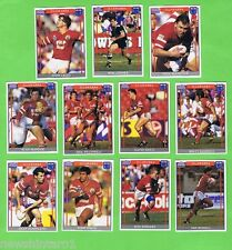 1993  ILLAWARRA STEELERS   RUGBY LEAGUE CARDS