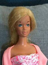 Vintage 70's Malibu Barbie Twist 'N Turn Body & Legs that click 3 Times & Hold