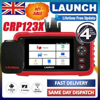 LAUNCH X431 PRO CRP123 X Airbag ABS AT Diagnostic Scanner Tool EOBD2 Code Reader