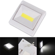 LED COB Emergencia Luz De Trabajo Magnético Hook pared acampada bedlamp LINTERNA