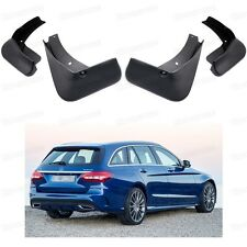 Car Mud Flaps Splash Guard Fender Mudguard for Mercedes-Benz C43 AMG Estate 2017