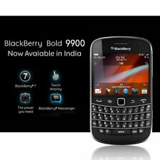 BlackBerry Bold 9900 - Black (Unlocked) GSM 3G WiFi Qwerty Touch Smartphone  us
