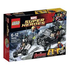 Polybag Marvel Super Heroes LEGO Minifigures