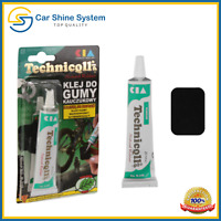 TECHNICQLL GLUE ADHESIVE FOR RUBBER HOSES TUBES HIGHLY FLEXIBLE VERY STRONG