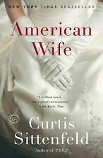 American Wife by Curtis Sittenfeld (2009, Paperback)