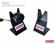 Crb Fishing Rod Dryer System 9 rpm 110v Model Rds-9-110V To Build & Repair Rods