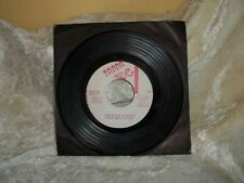 "GREGORY ISAACS HOUSE OF LEO/CLIVE HUNT & FOX DUB PLATE A LEGGO 7"" TAPPA RECORDS"
