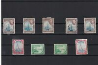 bermuda mounted mint and used stamps ref r11778