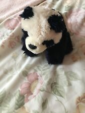 Panda Bear Soft Toy Wwf
