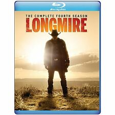 Longmire: Temporada 4 (4 DISCOS 2015) - ROBERT TAYLOR, LOU DIAMOND PHILLIPS