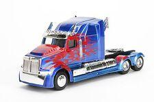 1:32 Jada 98398 Transformers 5 Optimus Prime NOUVEAU & NEUF dans sa boîte