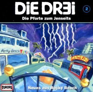 Die Drei Dr3i - Folge 02: Die Pforte zum Jenseits   Audio-CD