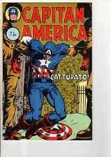 Capitan America n 4 del 1982 2° serie - Corno