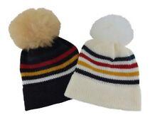5065651efd06b0 Fur Beanie Unisex Hats | eBay