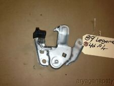 89-90 Acura Legend OEM hood latch lever handle assembly