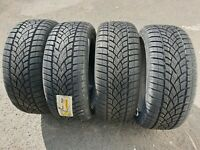 4x Winterreifen Reifen Dunlop Winter Sport 3D 225/45 R17 91H RSC * Runflat BMW