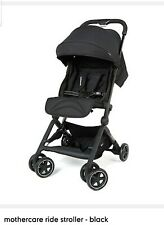 Mothercare Ride Lightweight Stroller in Black - Brand New - RRP-£120!!!!!