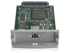 HP JET DIRECT 620n j7934g  EIO 10/100 PLUG IN PRINT SERVER CARD GOOD