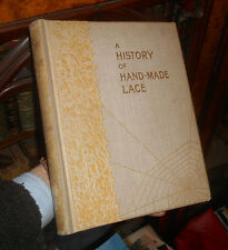 A History of Hand-Made Lace - Origin and Care of Lace - Great Lace Centres 1900