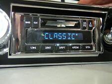 1967 1968 Chevy Camaro AM FM Stereo Radio , USB , Auxiliary input , 240 Watts