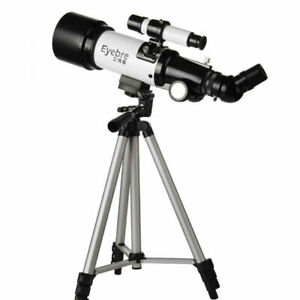 High-power Professional 70400 HD Astronomical telescope night vision+Tripd View