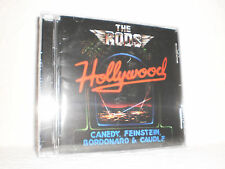 """CD THE RODS: """"Hollywood"""" 1987/2015 Remastered Feinstein Canedy Dio Metal"""