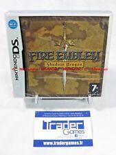 Fire Emblem Shadow Dragon Nintendo DS Version française neuf blister Rare New