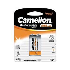 1 Accu Pile rechargeable 9V/6F22 250mAh CAMELION