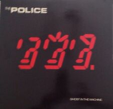 The Police Ghost In The Mach LP Vinyl Sting