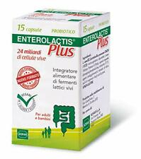 ENTEROLACTIS Plus 15 Cps 472781