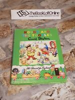 Noddy and the Tootles Book Enid Blyton Vintage Childrens Hardback Book 1962 TBLO