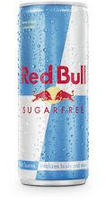 24 Dosen A 250 Ml Red Bull Sugarfree Incl. PF Redbull zuckerfrei