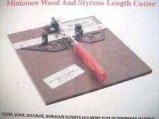 Chopper - Modeler's & Miniaturist Hobby Cutting Tool #49-4 cutoff small size