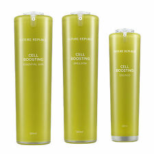 Nature Republic Cell Boosting Essential Skin Booster Emulsion Essence Set