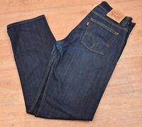 """vtg Levi's 506 Red Tab Denim Jeans - W32"""" x L34"""" #633"""