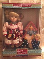 Classic Treasures Special Edition Collectible Doll,NIB